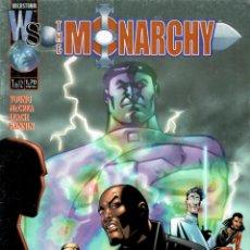 Fumetti: THE MONARCHY. WORLD COMICS 2002. Nº 1. Lote 214633801