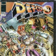 Fumetti: DEFCON 4. WORLD COMICS 1997. Nº 1. Lote 214633843