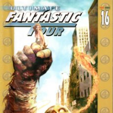 Comics : ULTIMATE FANTASTIC FOUR. PANINI 2005. Nº 16. Lote 214633906