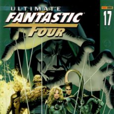 Comics : ULTIMATE FANTASTIC FOUR. PANINI 2005. Nº 17. Lote 214633917
