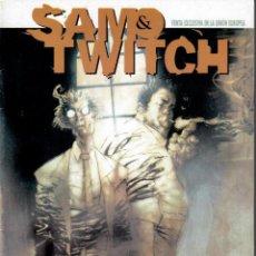 Fumetti: SAM & TWITCH. WORLD COMICS 2000. Nº 1. Lote 214633982