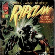 Fumetti: RIPCLAW V2. WORLD COMICS 1996. Nº 1. Lote 214633986