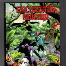 Cómics: ESCUADRON SUICIDA DE JOHN OSTRANDER 6 : PRESTIDIGITACIÓN - ECC / DC / TAPA DURA. Lote 254042365