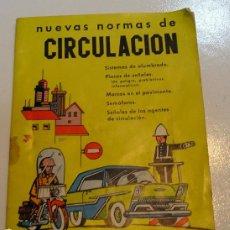 Cómics: NUEVAS NORMAS DE CIRCULACION EDICIONES GAISA 1959. Lote 214840553