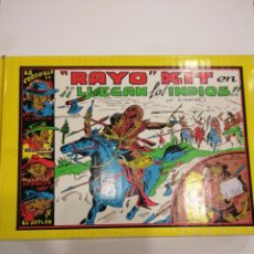 Fumetti: RAYO KIT LLEGAN LOS INDIOS. Lote 214848708