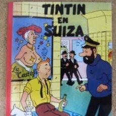 Cómics: TINTIN EN SUIZA, CALLICO. Lote 287893798