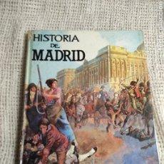 Comics: HISTORIA DE MADRID -EDITA : GENIL 1984 EN VIÑETAS. Lote 34199785