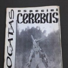 Cómics: FANZINE BOCATAS. ESPECIAL CEREBUS 48 PAG. Lote 215117213