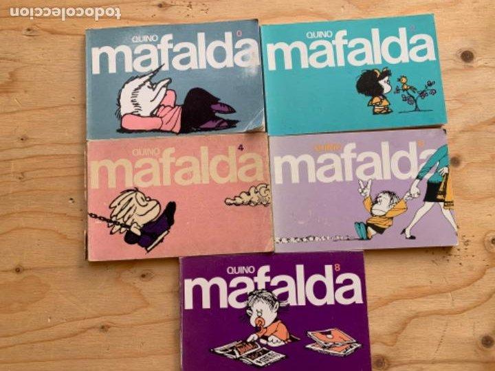 ÁLBUMES MAFALDA (Tebeos y Comics - Comics otras Editoriales Actuales)