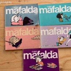 Cómics: ÁLBUMES MAFALDA. Lote 215152590