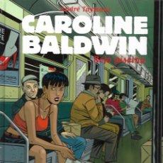 Cómics: CAROLINE BALDWIN: ROJO PISCINA. Lote 215152720