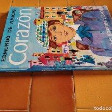 Cómics: CORAZON - EDMUNDO DE AMICIS - ATLANTIDA COLECCIÓN MIS GRANDES LIBROS - ARGENTINA ZZ103. Lote 215163546