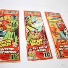 Cómics: 3 SUPLEMENTOS DE AVENTURAS PULGARCITO. Lote 215199433