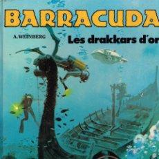 Comics: BARRACUDA,WENBERG,PROCEDE BIBLIOTECA.(FRANCÉS).. Lote 215256385