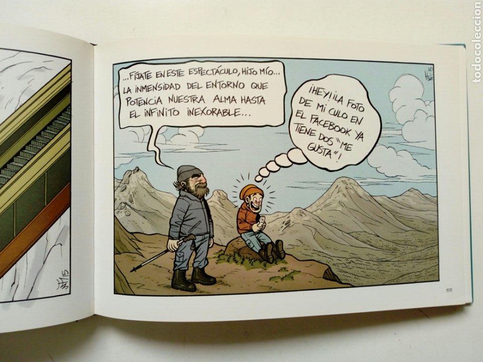 Cómics: MONTAÑAS DE RISA (Norberto Fernández Serrano) - Sua Edizioak, 2015 - - Foto 3 - 215277403