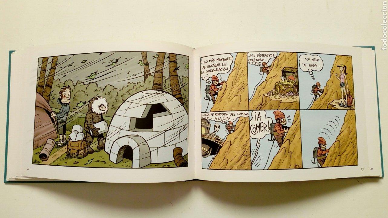 Cómics: MONTAÑAS DE RISA (Norberto Fernández Serrano) - Sua Edizioak, 2015 - - Foto 4 - 215277403