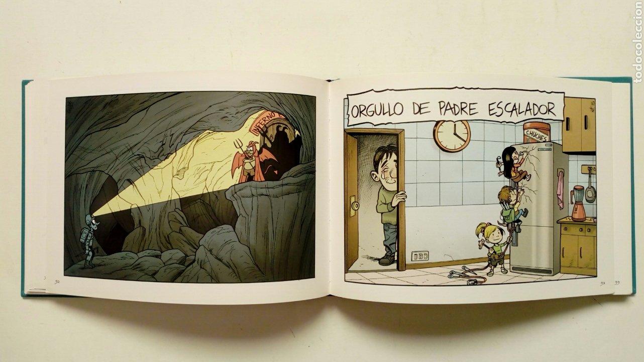 Cómics: MONTAÑAS DE RISA (Norberto Fernández Serrano) - Sua Edizioak, 2015 - - Foto 5 - 215277403