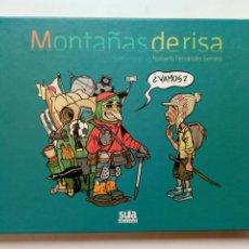 Cómics: MONTAÑAS DE RISA (NORBERTO FERNÁNDEZ SERRANO) - SUA EDIZIOAK, 2015 -. Lote 215277403