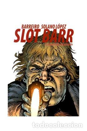 CÓMICS. SLOT BARR. EL MONSTRUO DEL PASADO - RICARDO BARREIRO/FRANCISCO SOLANO LOPEZ (Tebeos y Comics - Comics otras Editoriales Actuales)