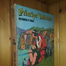 Cómics: PRINCIPE VALIENTE 7 RETORNO A THULE, HEROES DEL COMIC, BURU LAN EDICIONES, 1973. Lote 215534153