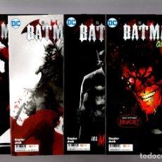 Cómics: EL BATMAN QUE RIE 1 2 3 4 5 6 7 8 COMPLETA - ECC / DC GRAPA. Lote 186473336