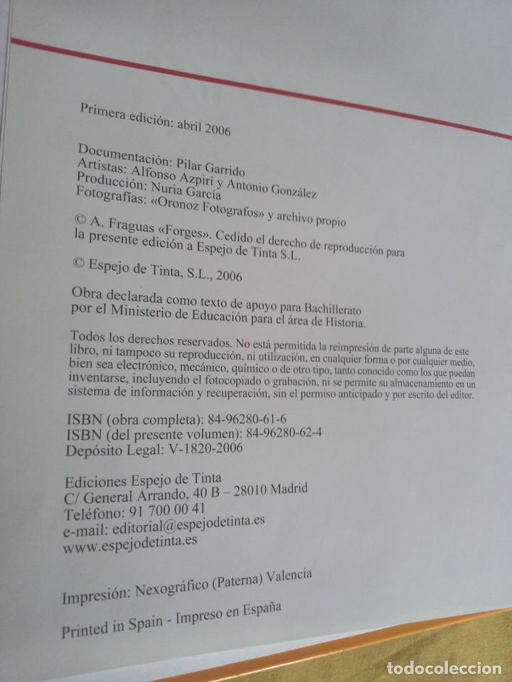 Cómics: HISTORIA DE AQUI POR FORGES - 3 TOMOS - EDITORIAL ESPEJO DE TINTA 2006/2007 - Foto 3 - 215653571