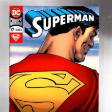 Cómics: SUPERMAN 17 (96) - ECC / DC / GRAPA / BENDIS. Lote 208341986