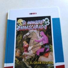 Cómics: EL HOMBRE ENMASCARADO, EL GRAN TESORO, EL PAÍS. Lote 215910058