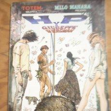 Cómics: HYP GIUSEPPE BERGMAN MILO MANARA TOTEM. Lote 215992330