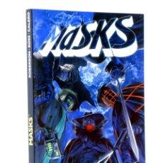 Cómics: MASKS (CHRIS ROBERSON / ALEX ROSS / DENNIS CALERO) ALETA, 2015. OFRT ANTES 19,95E. Lote 236630315
