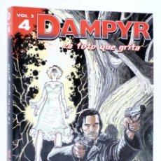 Fumetti: DAMPYR VOL. 3 Nº 4. LA FOTO QUE GRITA (BOSELLI / DOTTI / RUSSO) ALETA, 2014. OFRT ANTES 15,95E. Lote 223285703