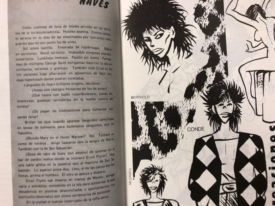 Cómics: VOL 502 N° 9 (PALMA 1985). HISTÓRICO FANZINE ORIGINAL. VV.AA. ROGER, PERE JOAN, MAX, SEGUÍ,... - Foto 4 - 216512651