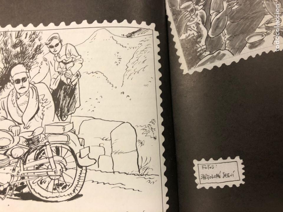 Cómics: VOL 502 N° 9 (PALMA 1985). HISTÓRICO FANZINE ORIGINAL. VV.AA. ROGER, PERE JOAN, MAX, SEGUÍ,... - Foto 7 - 216512651