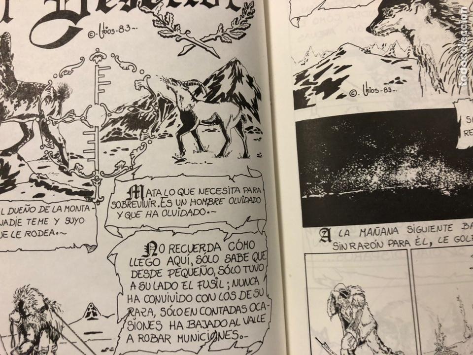 Cómics: VOL 502 N° 9 (PALMA 1985). HISTÓRICO FANZINE ORIGINAL. VV.AA. ROGER, PERE JOAN, MAX, SEGUÍ,... - Foto 8 - 216512651