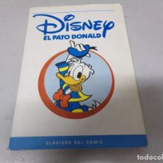 Cómics: CLASICOS DEL COMIC DISNEY EL PATO DONALD. Lote 216585700