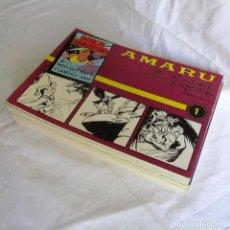 Comics: COLECCIÓN COMPLETA (10 TOMOS) BRICK BRADFORD 1989, POUTUCA. Lote 216612356