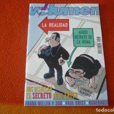 Cómics: VOLUMEN UNO Nº 8 ¡BUEN ESTADO! GUIA MENSUAL DEL COMIC 300 MILLER 1999. Lote 216643348