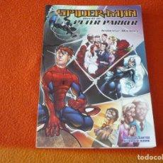 Cómics: SPIDERMAN DIARIO DE PETER PARKER ( FRANCESC MARTINEZ ) ¡BUEN ESTADO! ALBERTO SANTOS. Lote 216644001