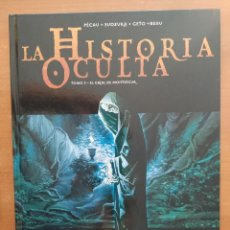 Comics : LA HISTORIA OCULTA. EL GRIAL DE MONTSÉGUR. TOMO 3. PECAV. SUDZUKA. GETO. BEAU. EDICIONES GLENAT.. Lote 216902971