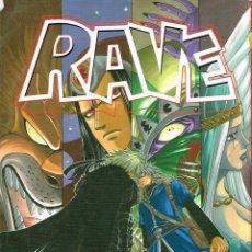 Comics : RAVE VOL. 33,MANGA.NORMA EDITORIAL,(PROCEDE DE BIBLIOTECA),. Lote 216939666