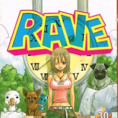 Comics : RAVE VOL. 30,MANGA.NORMA EDITORIAL,(PROCEDE DE BIBLIOTECA),. Lote 216939775