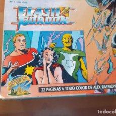 Cómics: FLASH GORDON. EDICIONES B. 67 EJEMPLARES. Lote 217066201