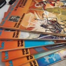 Fumetti: LOS DIOSES DEL UNIVERSO (COMPLETA 6 ALBUMES DE GRIJALBO). Lote 217271312