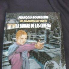 Cómics: FRANCOIS BOURGEON LOS PASAJEROS DEL VIENTO. LA SANGRE DE LAS CEREZAS. LIBRO I. ASTIBERRI 1ª ED. 2019. Lote 217338821