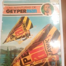 Comics : LAS AVENTURAS DE GEYPERMAN. 11.. Lote 217380918
