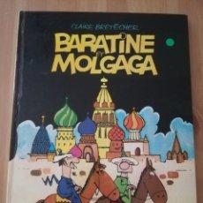 Cómics: BARATINE ET MOLGAGA (CLAIRE BRETECHER). Lote 217470525