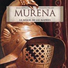 Cómics: MURENA Nº 03 EL PÚRPURA Y ORO. - DELABY - DUFAUX.. Lote 217532108