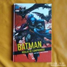 Cómics: BATMAN REGLAS DE COMPROMISO - ANDY DIGGLE - WHILCE PORTACO - DC ECC EN CASTELLANO. Lote 217549916