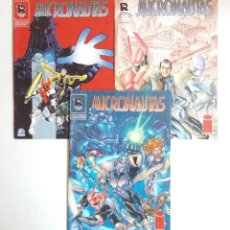 Cómics: LOTE COMICS MICRONAUTAS, RECERCA EDITORIAL. Lote 217717445