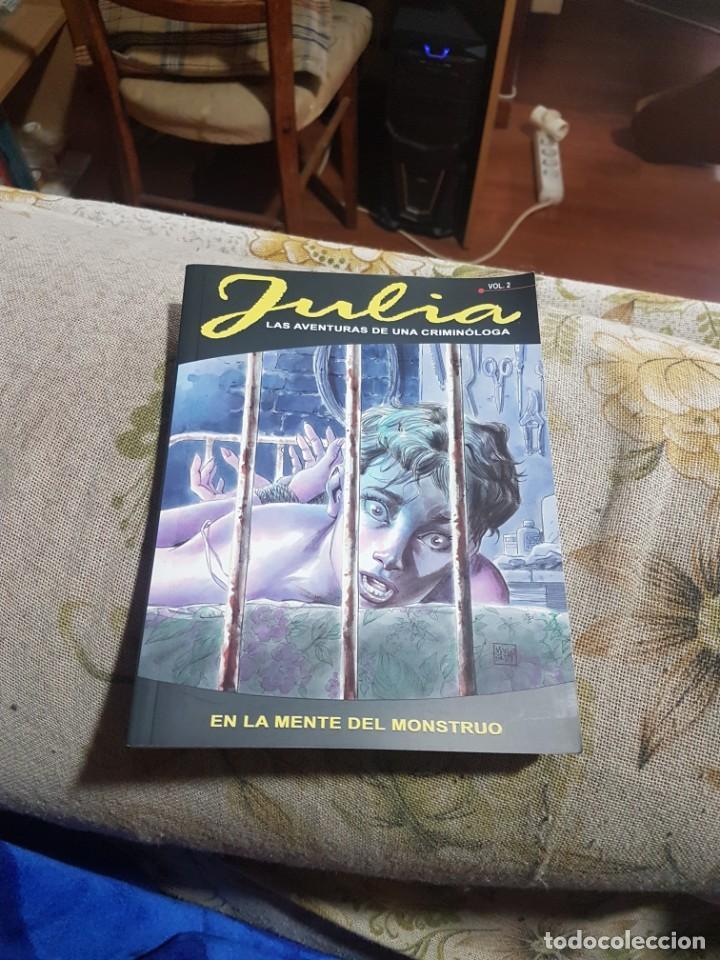 Cómics: JULIA - DYLAN DOG - VIENTO MAGICO - NATHAN NEVER - DAMPYR - - Foto 2 - 217899980